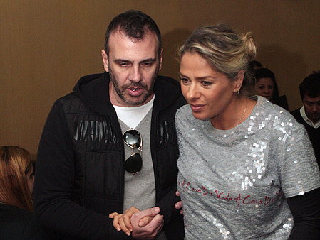 Adriane Galisteu dá à luz seu prime...