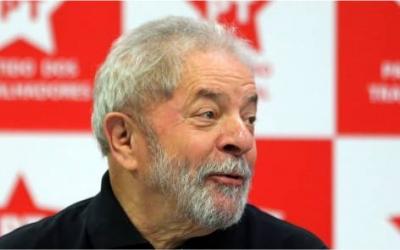 Lula lidera com 30,5% dos votos eve...