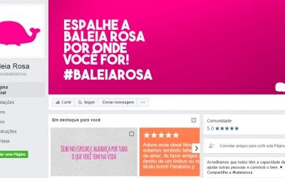 Para contrapor suicídios, Baleia Rosa lança desa...