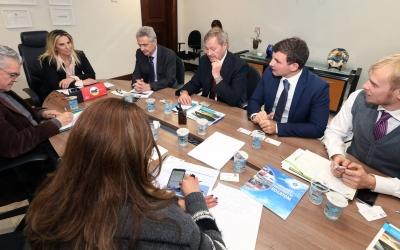Empresa russa quer instalar centros...