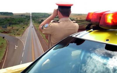 Fiscalização reforçada nas rodovias...