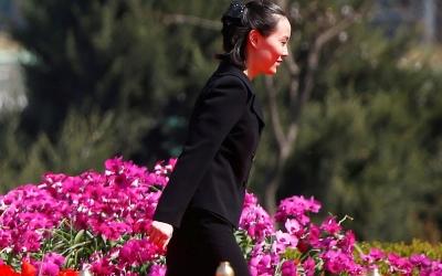 Quem é a jovem irmã de Kim Jong-un ...