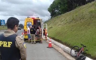 Motorista que matou ciclista atrope...