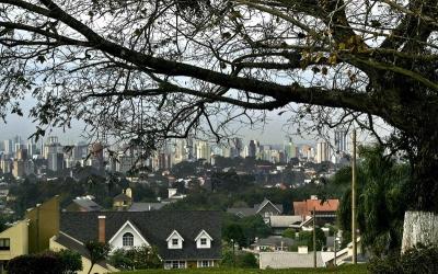 Olhar Curitiba: a liberdade é regis...