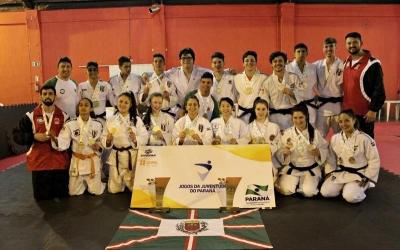 Curitiba conquista título nos Jogos...