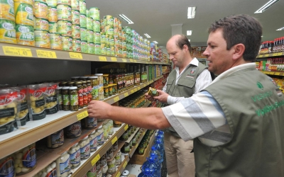 Saúde do Paraná interdita mostarda ...