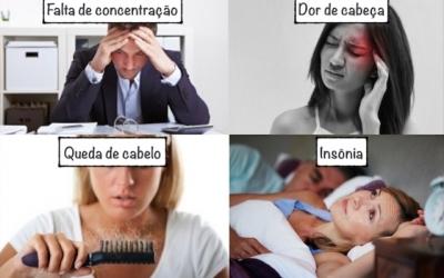 Veja quais são os sintomas de estre...