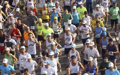 Maratona de Curitiba altera trânsit...