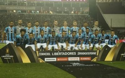 É Tri! Grêmio vence o Lanús na Arge...