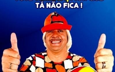 O PALHAÇO MAIS SÉRIO DO MUNDO ESTÁ ...