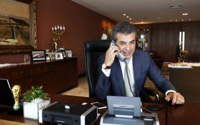 Governador liga para ganhadora de R$ 1 milhão do Nota Paraná