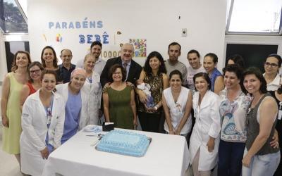 Maternidade Bairro Novo celebra 10 ...