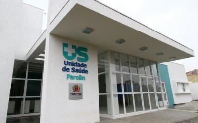 Unidades de Saúde de Curitiba fecha...