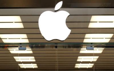 Acidente com iPhone em loja da Appl...
