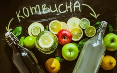 O que é e Como fazer Kombucha para ...