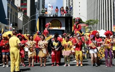 Com o início dos eventos carnavales...